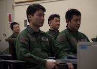 JASDF briefing