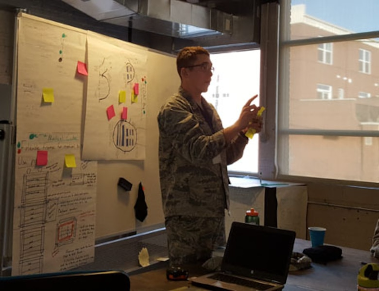 AFRL researchers collaborate, innovate