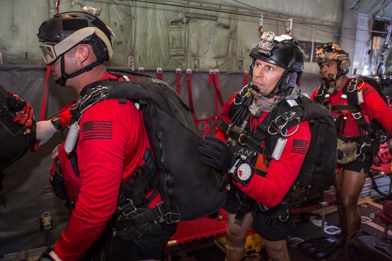 920th Rescue Wing long-range, open-water rescue