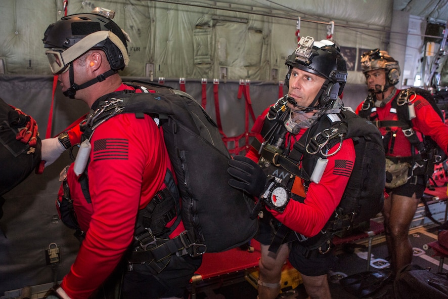 920th Rescue Wing long-range, open-water rescue
