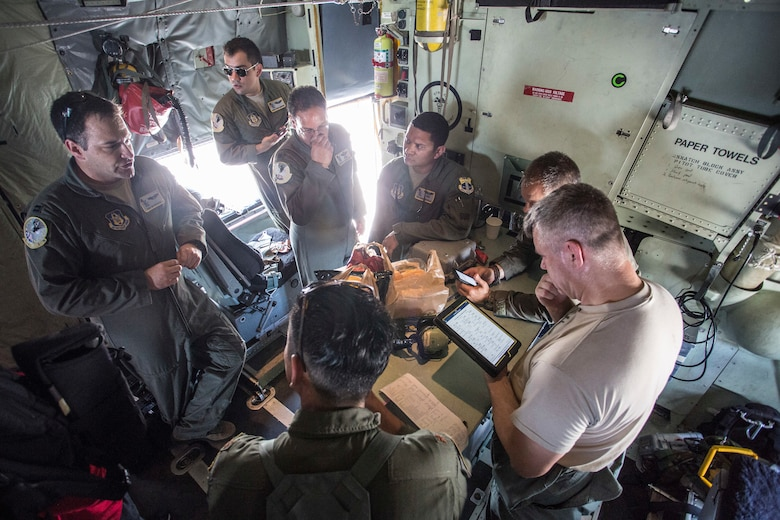 920th Rescue Wing long-range rescue at sea
