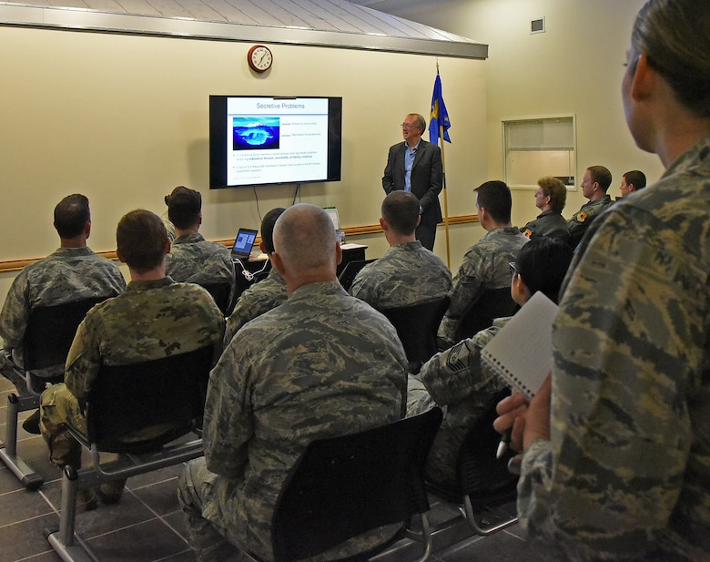 173rd FW Undertakes Suicide Prevention Study