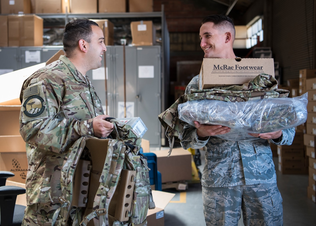 All defenders on Kirtland Air Force Base will wear the OCP uniform starting May 1.