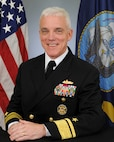 Rear Adm. James Malloy official photo
