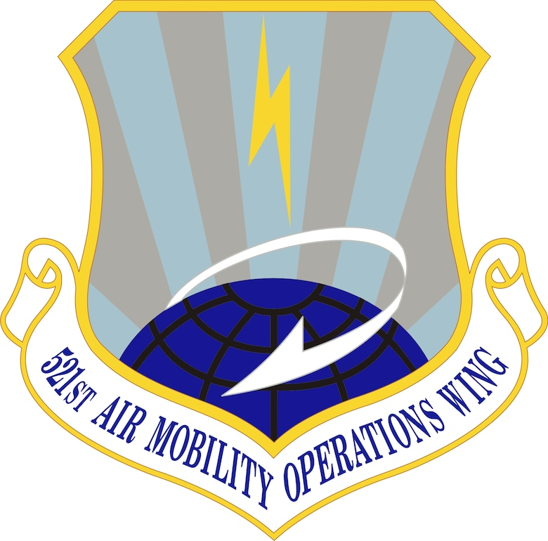521 Air Mobility Operations Wing