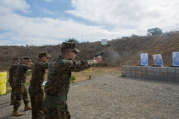 "H&HS Marines duel off in a ""Warrior Challenge"""