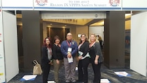 MCLB Barstow Special Government Employees representing the installation during a recent VPP Conference