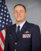 Col. Christian Sander, 109th AW vice commander, official photo