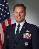Col. Lance Burnett, 81st TRW Vice Commander