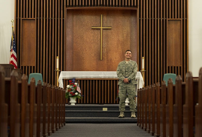 Chaplain candidate