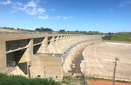 On August 6, crews at Garrison Dam will partially open 9 of the 28 spillway gates to release water at a rate of about 9,000 cfs. Before opening the spillway gates, crews will close the regulating tunnels. This will allow for an inspection of the regulating tunnels and a test of the spillway repairs made following the flooding in 2011.