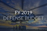 FY 2019 Defense Budget graphic