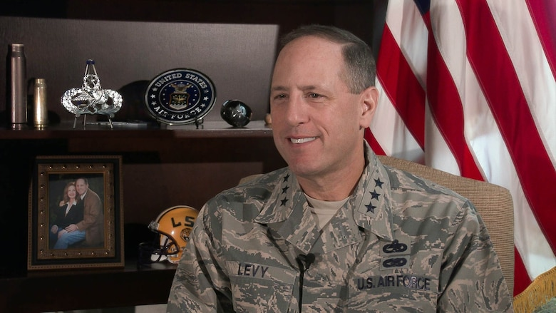 Air Force Sustainment Center Commander Lt. Gen. Lee K. Levy II will retire Aug. 7 after a 33 year Air Force career.