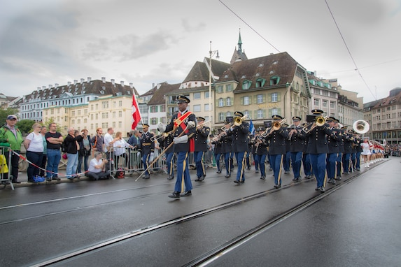 US Army Europe Marching Band