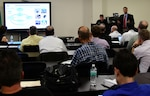 DLA Distribution hosts Initial Robotics and Automation Collaboration Meeting between DLA HQ Research and Development, DLA Distribution, industry and academia counterparts