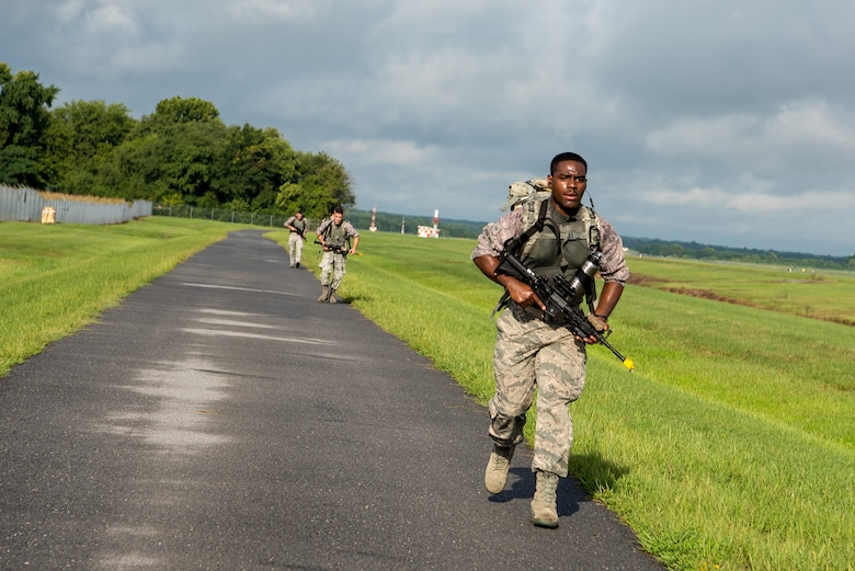 SF Airmen compete in Defender Challenge Trial