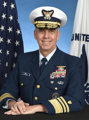 Photo of Vice Admiral Dan Abel