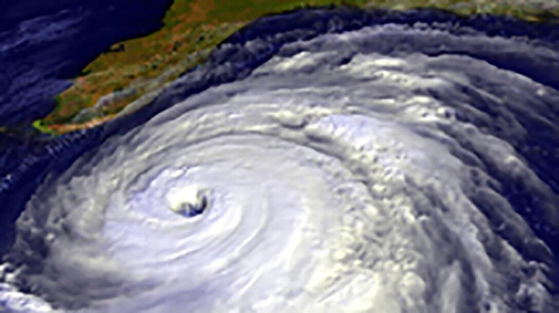 Eglin hurricane graphic