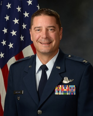 Col. Charles J. Metzgar is Vice Commander of the 349th Air Mobility Wing, Travis Air Force Base, California.