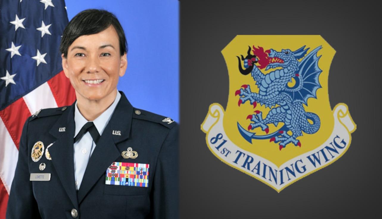 81st Training Wing Commander
