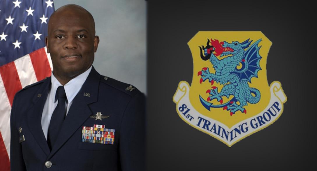 81st Training Group Commander