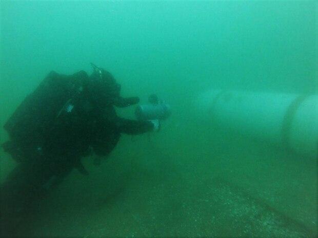 Japan Maritime Self-Defense Force Conducts Underwater Mine Countermeasures during RIMPAC 2018