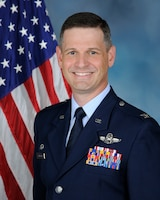 """Colonel John """"Rob"""" Ludington III is the Commander, 12th Operations Group, 12th Flying Training Wing, Joint Base San Antonio-Randolph, Texas."""