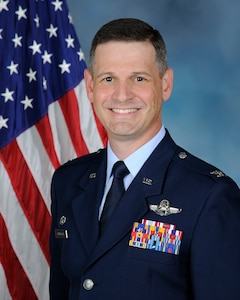 "Colonel John ""Rob"" Ludington III is the Commander, 12th Operations Group, 12th Flying Training Wing, Joint Base San Antonio-Randolph, Texas."