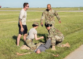 Team Minot sharpens accident response skills