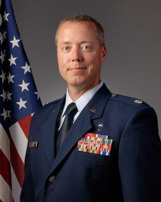 Chaplain, Lieutenant Colonel, Michael N. Frese