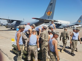 Goldwater Air National Guard Base Kazakhstan.