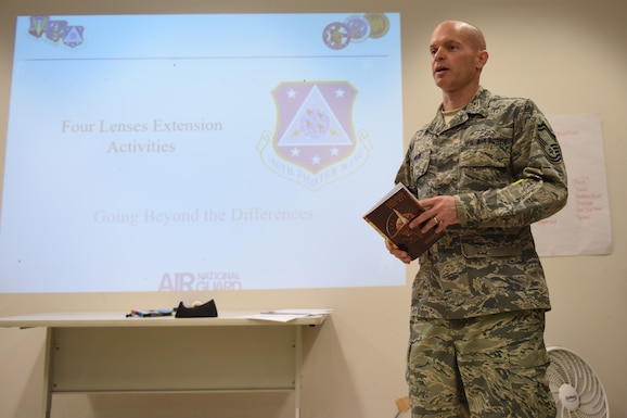 A New Perspective: 180FW Conducts Four Lenses Training