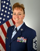 Chief Master Sgt. Shana C. Cullum, 433rd Airlift Wing Command Chief