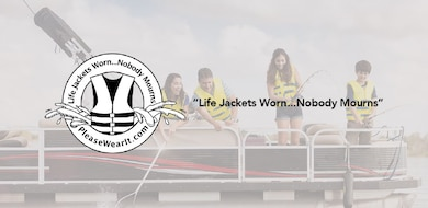 """The U.S. Army Corps of Engineers is the largest provider of water-based recreation in the United States.  It partnered with the Corps of Engineers Natural Resources and Education Foundation to implement the award-winning """"Life Jackets Worn…Nobody Mourns"""" campaign. The goal of this campaign is to reduce public recreational water-related fatalities on our Nation's waterways!"""