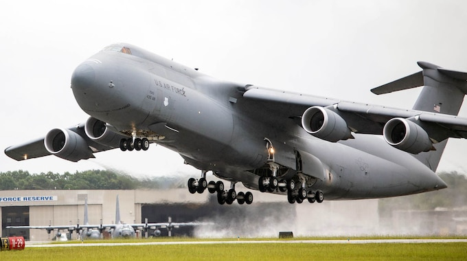 The Air Force and Lockheed Martin have finished upgrades in Marietta, Georgia, to the final aircraft under the C-5 Reliability Enhancement and Re-engining, or RERP, Program. 