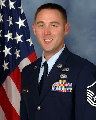 MSgt. Justin Musall official photo