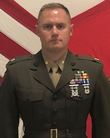 Inspector-Instructor, Fox Company, 2nd Battalion, 24th Marine Regiment
