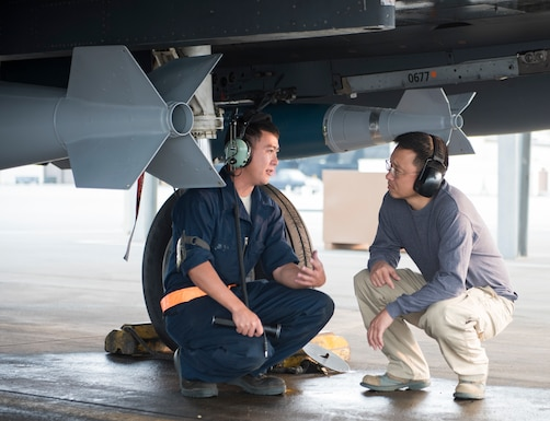 Members of the System Program Offices visited MHAFB to get an up close look at the modernization and sustainment programs to ensure the F-15E continues to provide air dominance into the next generations.
