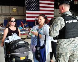 122nd Blacksnakes Return Home