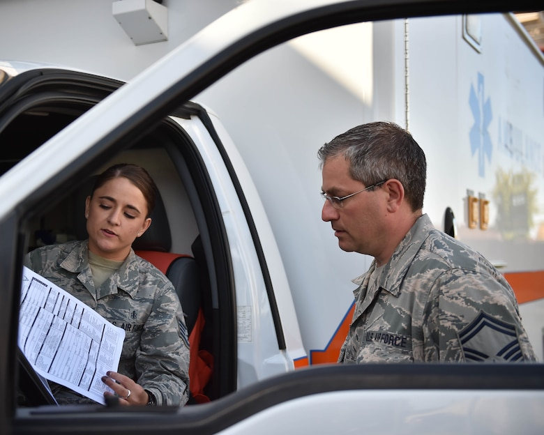While spending a total of 15 days at Spangdahlem Air Base, 910th Airlift Wing Reserve Citizen Airmen received training that will better prepare them for deployment situations.