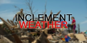 Inclement Weather can affect Altus AFB and the local area in many ways, please check out the Inclement Weather page.
