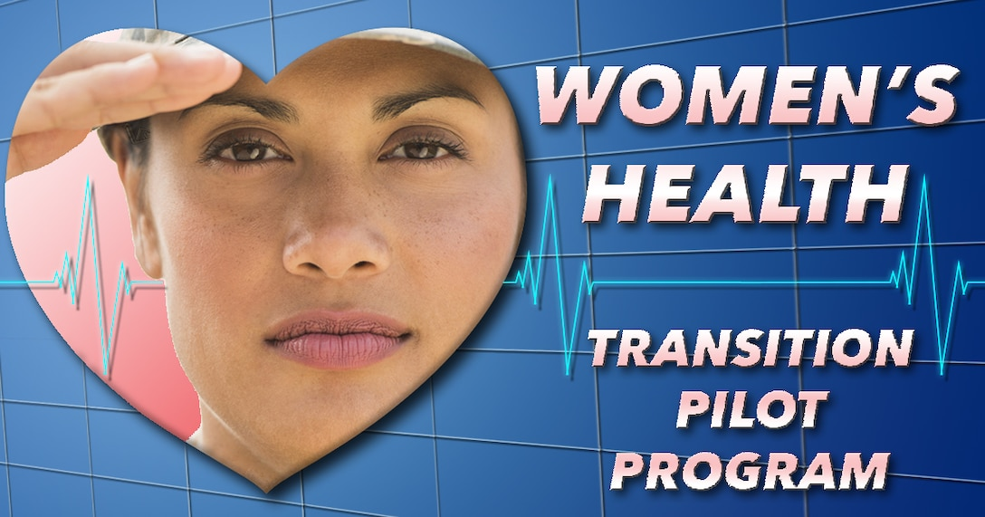 Developed in late 2017, the Veteran Affairs Women's Health Transition Pilot Program curriculum started with two initial pilot sessions in February 2018, and then officially began it's nearly 9-month pilot period after the first courses were provided at Joint Base Andrews, Md., and the Pentagon, Arlington, Va. in July 2018. (U.S. Air Force graphic by Vernon Greene)