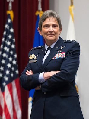 U.S. Air Force Gen. Ellen M. Pawlikowski