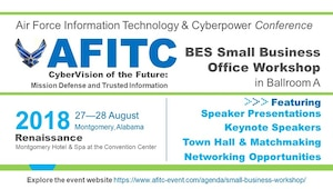 2018 AFITC BES Small Business Office Workshop