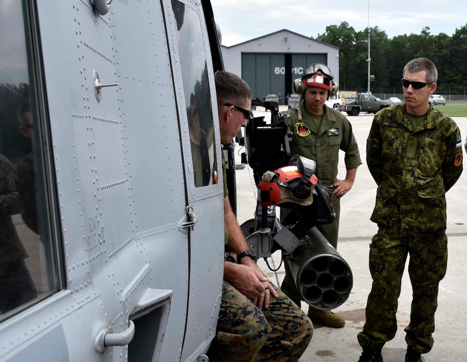 Northern Strike Exercise 2018
