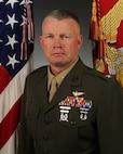 Col. Timothy Burton, Deputy Commander of U.S. Marine Corps Forces Korea.
