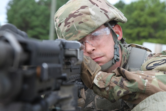 TF Ultimate cadre M240B qualification