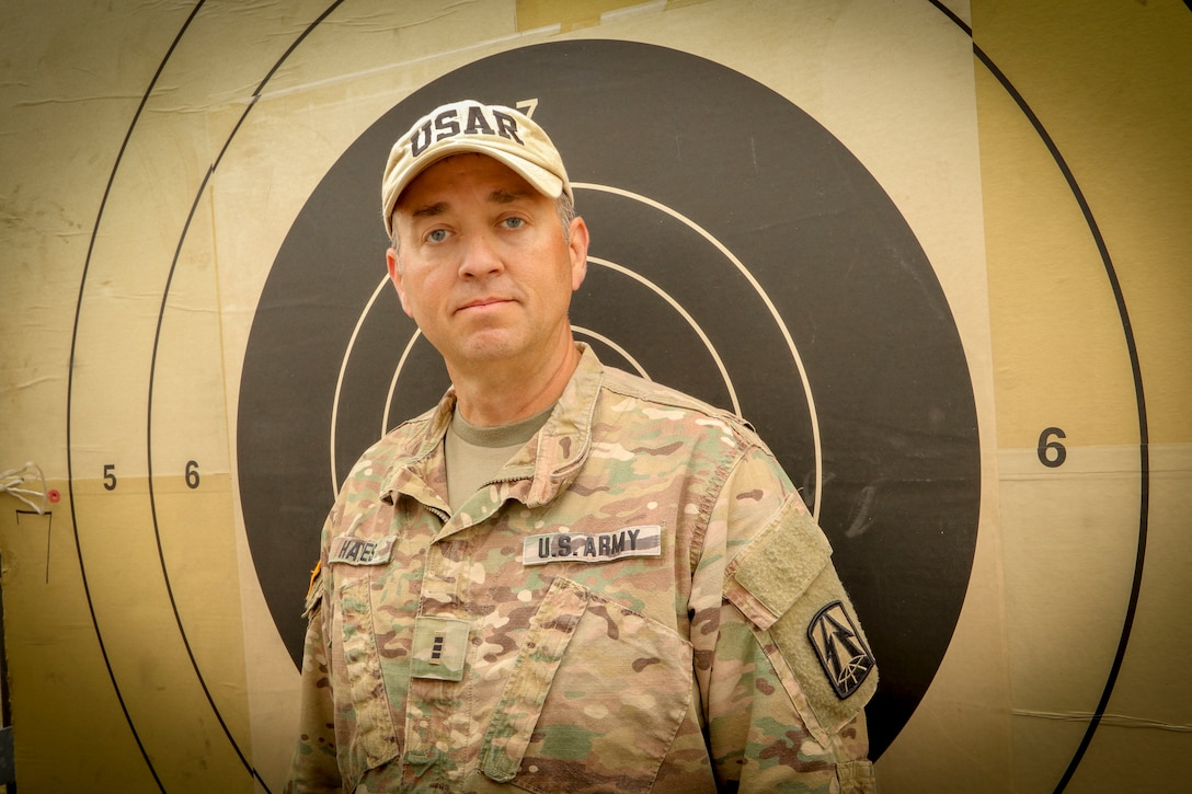 CW3 Competes at Camp Perry