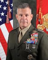 Lieutenant General L. A. Craparotta Commander, U.S. Marine Corps Forces, Pacific