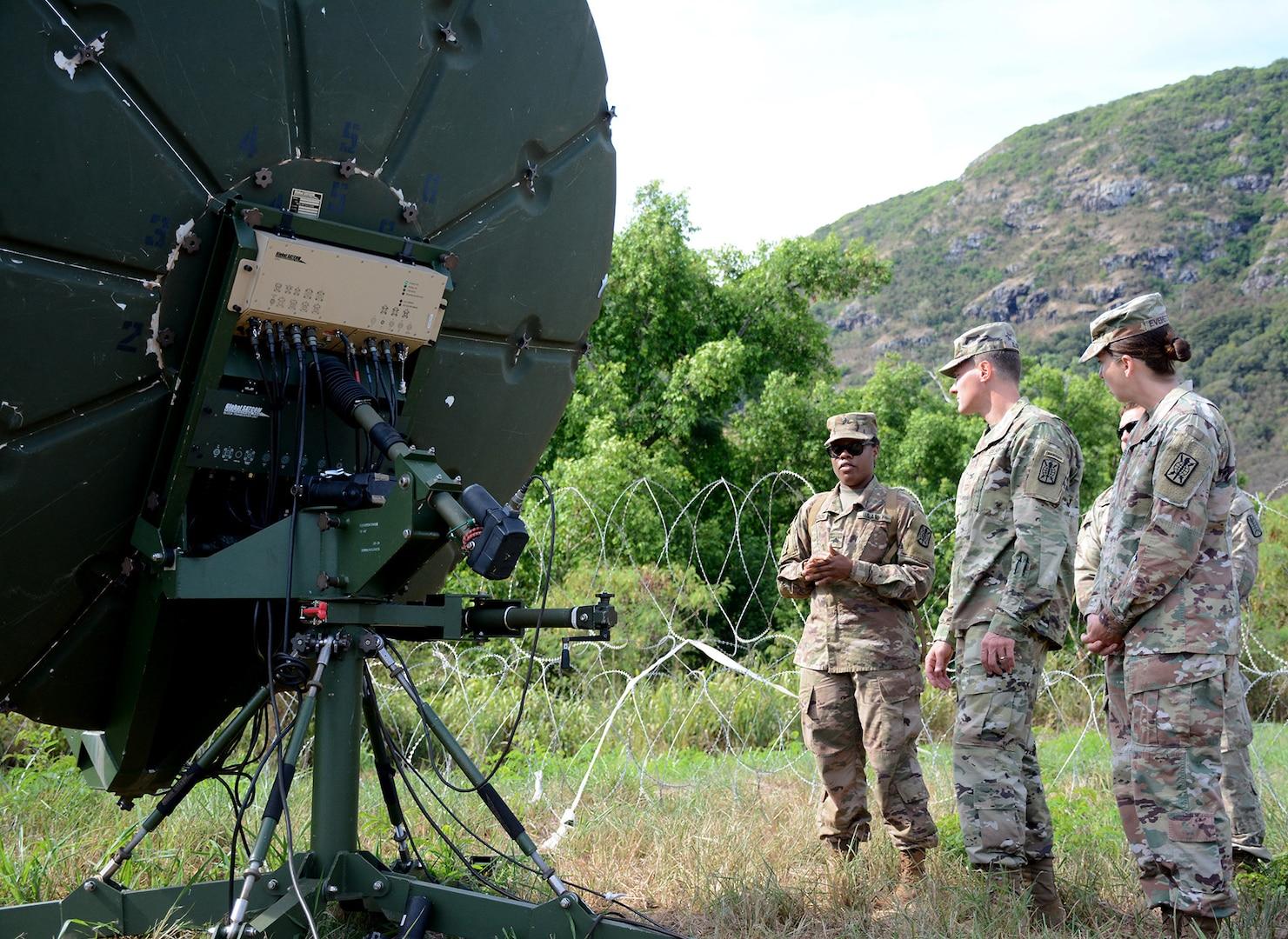 715th MI Provides Strategic Assets During Lightning Forge